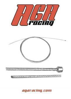 cable acelerador karting