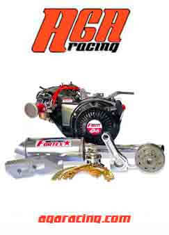 motor 4 tiempos Fortex G4 AGA Racing tienda online karting