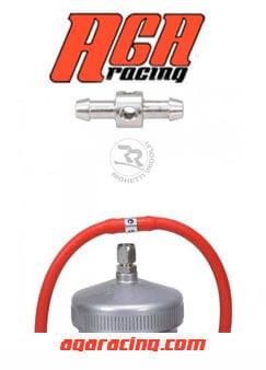 racor tubo respiradero carburador dellorto aga racing tienda karting store